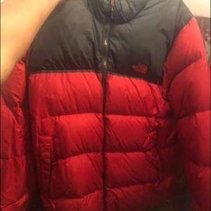 North Face Men's jacket XL